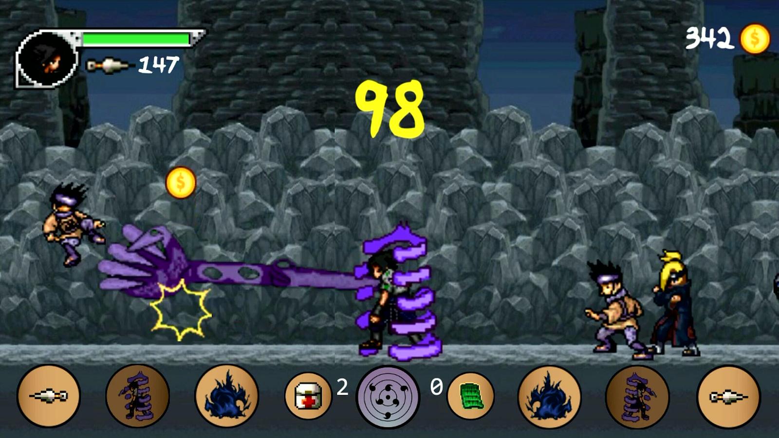 naruto ninja anime battle 5 apk download
