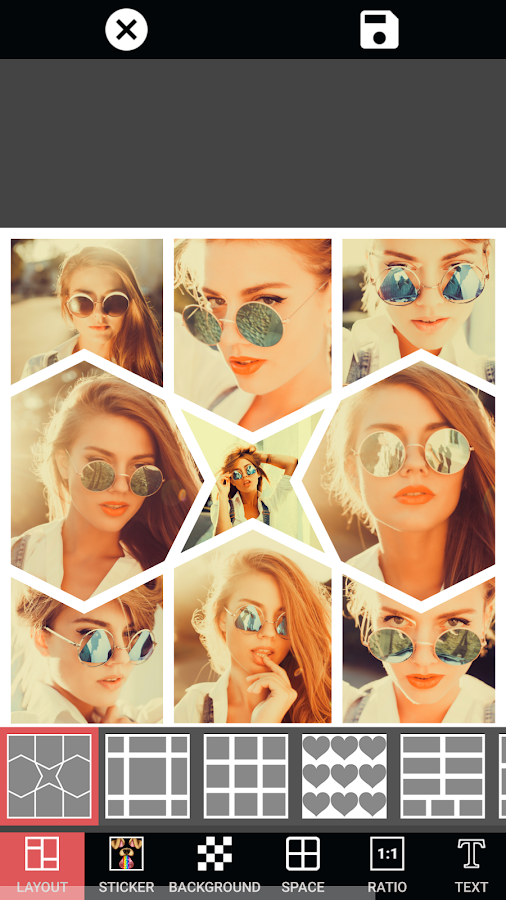 Collage Photo Maker Pic Grid 1.3.8 APK Download - Android