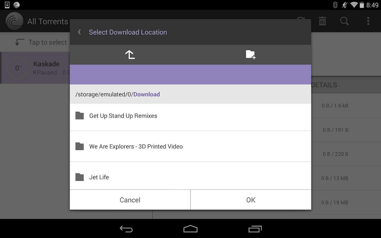 utorrent android app apk download