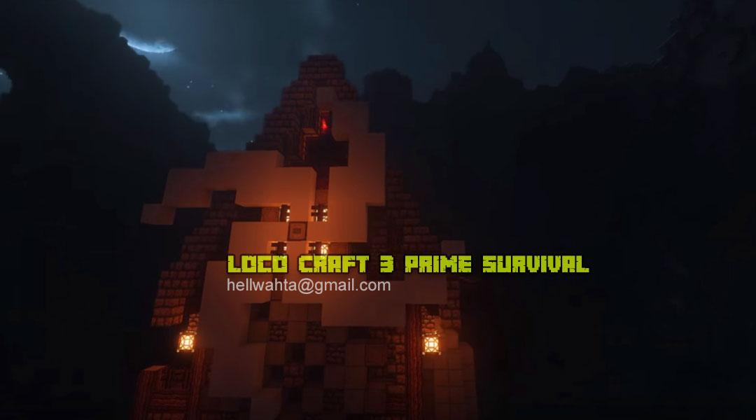 Loco Craft 3 Prime Survival 37 59 APK Download - Android Educational