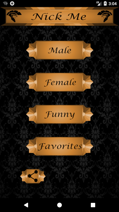 NickMe - Fantasy Name / Gamertag Generator 6 5 APK Download