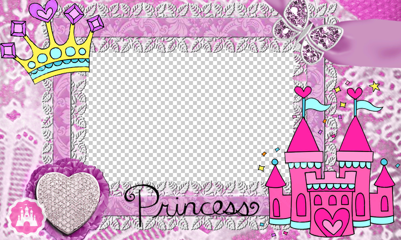 Princess Photo Frames Maker 1.3 APK Download - Android Photography Apps