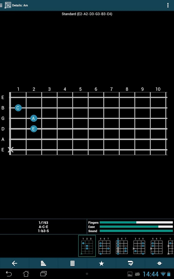 smart Chords & tools (guitar, bass, banjo, uke... V5.21.1 APK ...