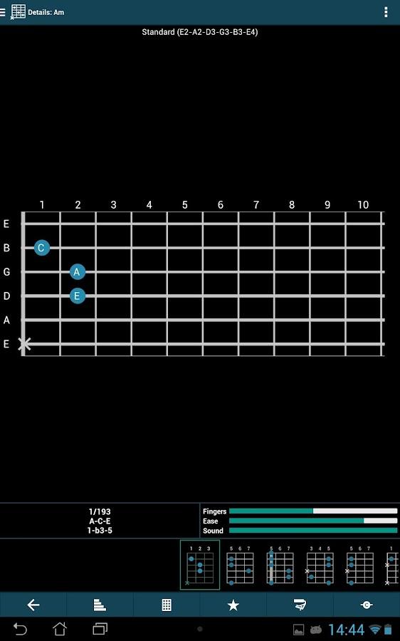 Smart Chords Tools Guitar Bass Banjo Uke V525 Apk Download