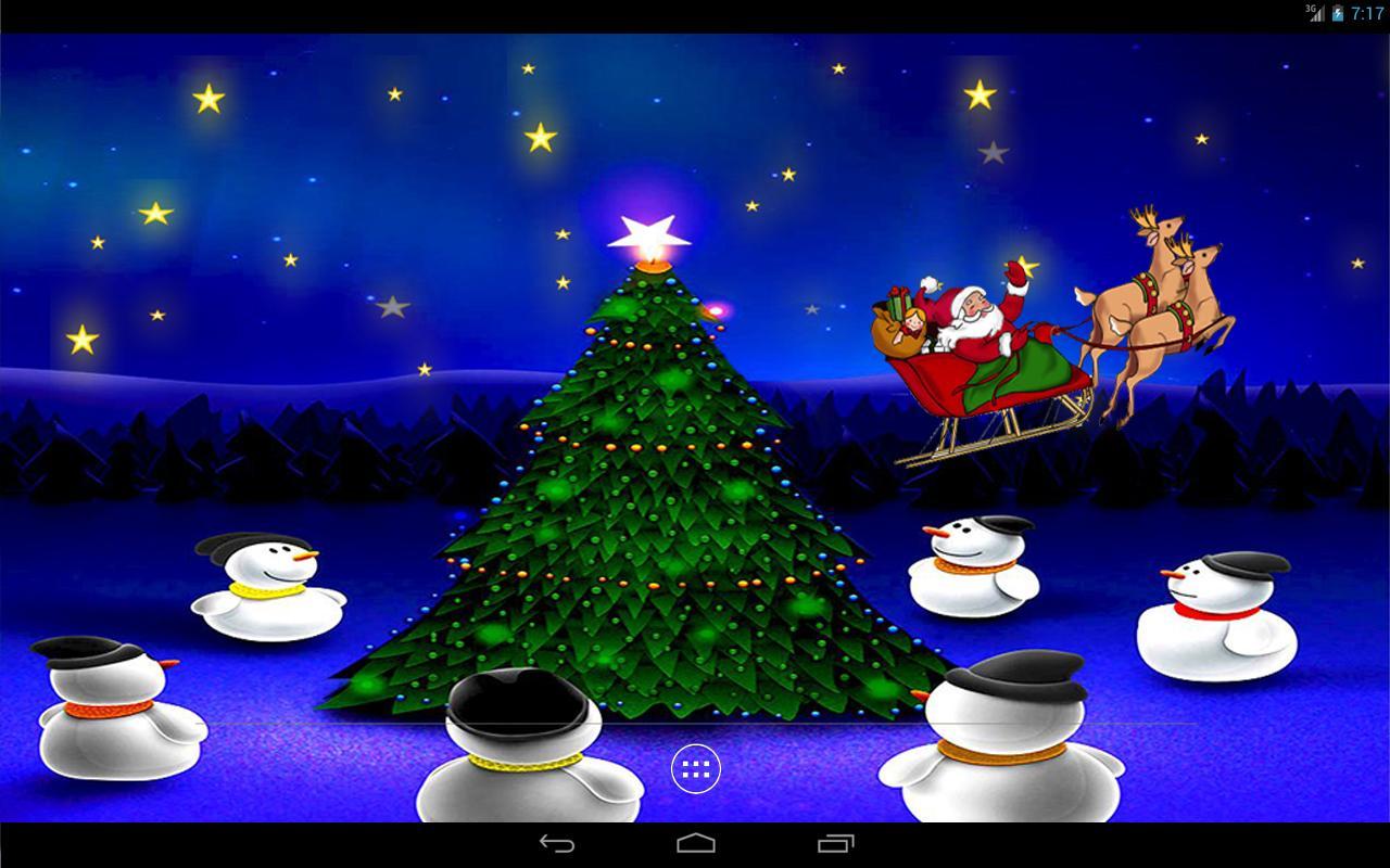 christmas cookie village 3d live wallpaper source christmas hd live wallpaper apk wallpaper directory - Christmas Hd Live Wallpaper
