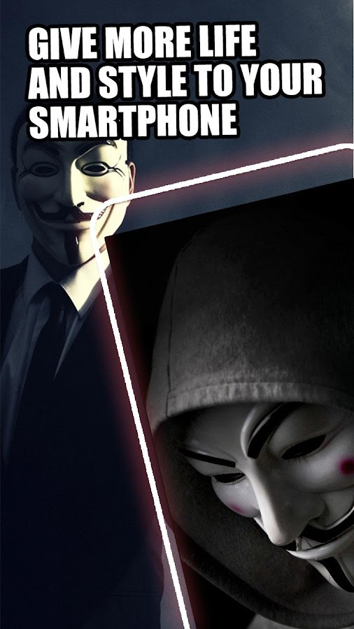 Anonymous Wallpaper Hackers Wallpapers Hd 18 Apk