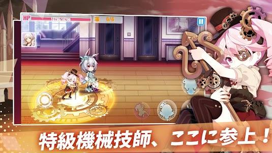 崩壊学園【本格横スクロールアクションゲーム】 5.2.52 screenshot 4