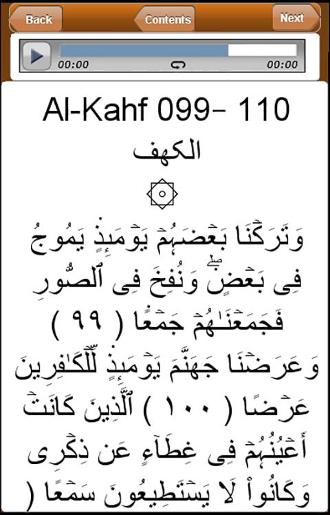 Ibn Kathirs Tafsir Of Al Kahf 203 Apk Download Android