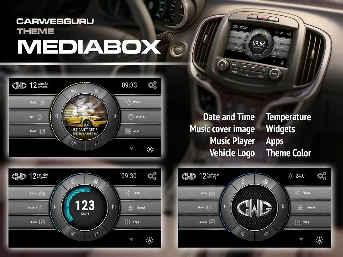 CarWebGuru Launcher 2 7 2 APK Download - Android cats auto_vehicles Apps