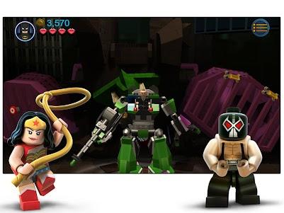 LEGO Batman: DC Super Heroes  screenshot 12