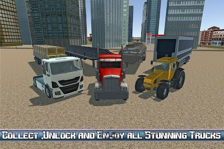 Transport Truck USA Driver SIM 1.0 screenshot 8