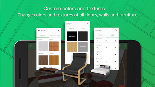 Planner 5D - Home & Interior Design Creator 1.16.4 screenshot 4