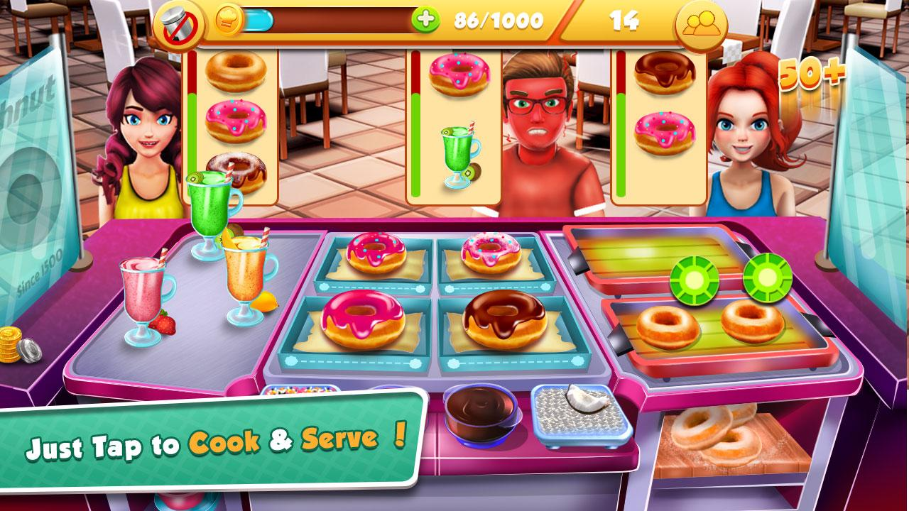 Download Crazy Cooking Kitchen Chef 1 2 APK Android