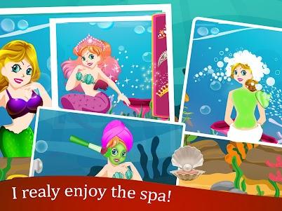 Mermaid Princess Love Story Dress Up Game 2.5 screenshot 1