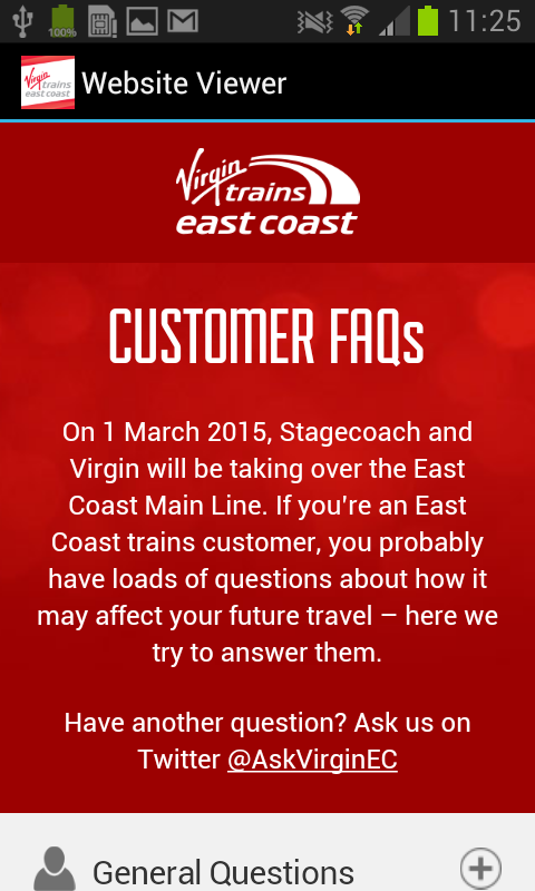 virgin trains communication plan Participants all over the world and trains different sport  [strategic marketing plan of  digital media is a new mode of communication for the.