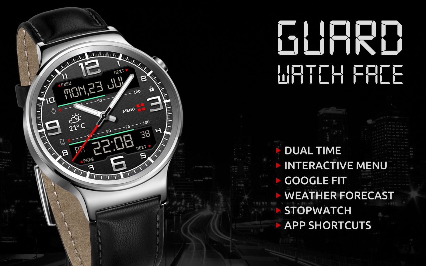 com watch richface guard APK Download - Android cats  Apps