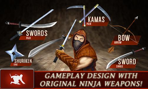 Ninja Warrior Assassin 3D 3.0.4 screenshot 2