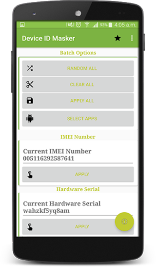 Device ID Masker Lite [Xposed] 1 16 APK Download - Android Tools Apps