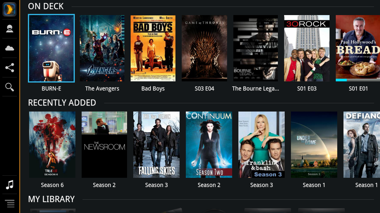Plex For Sony Internet Tv 362267 Apk Download - Android -8336