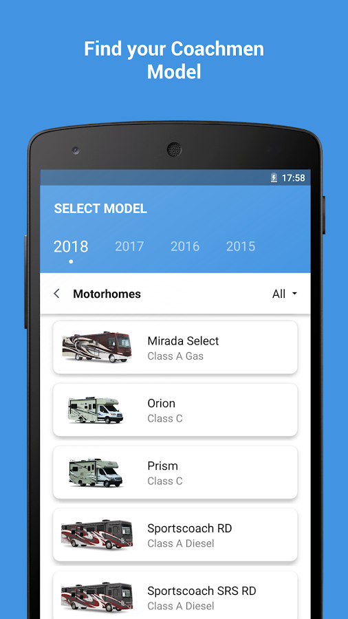 Coachmen RV Owner's Guide 2 3 0 APK Download - Android Books