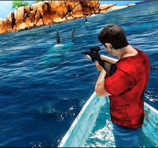 Underwater Whale Shark Sniper Hunter 3D 2018 1.0 screenshot 10
