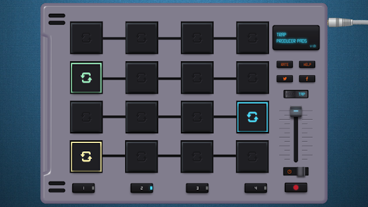 Trap Pads 1.04 screenshot 1