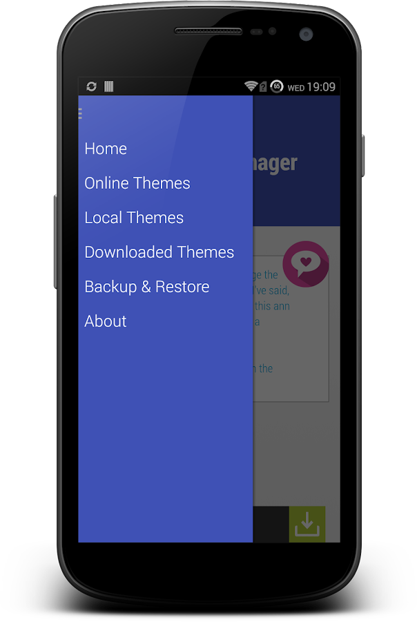 TWRP Theme Manager 2 2 APK Download - Android