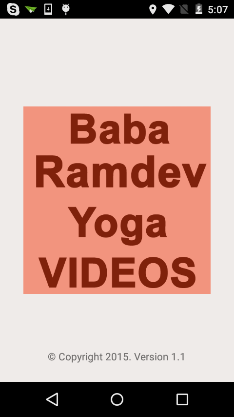 Baba Ramdev Yoga Videos 21 Screenshot 1
