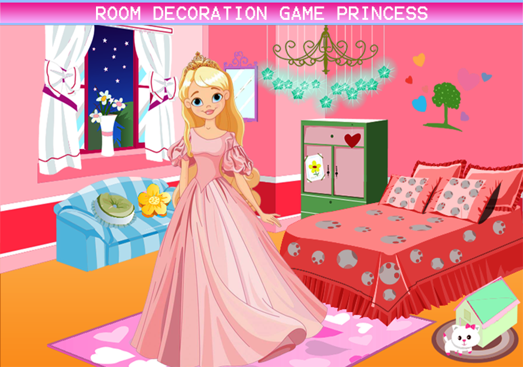 Room Decoration Game Princess 1 Apk Download Android Cats