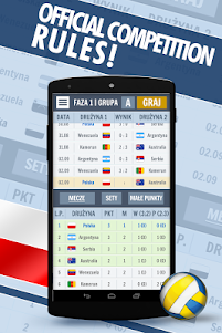 Volleyball Championship 2014 1.7.0 screenshot 8
