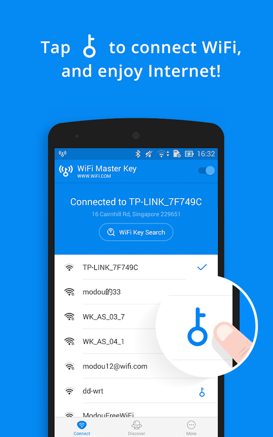 WiFi Master Key - by wifi.com 4.3.25 APK Download ...