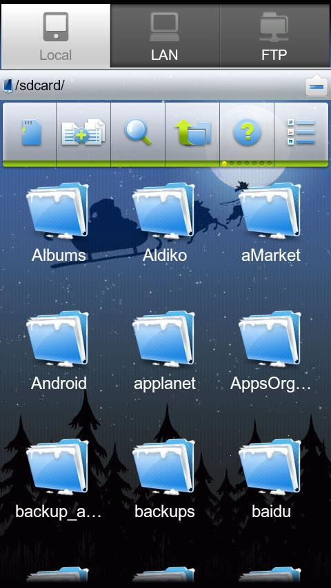 ES File Explorer (1 5 Cupcake) 1 6 2 8 APK Download