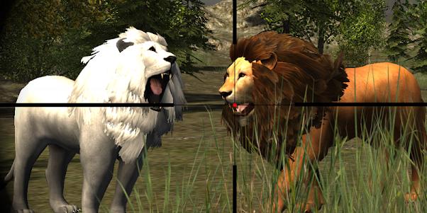 Jungle Sniper Hunter Simulator 1.1 screenshot 21