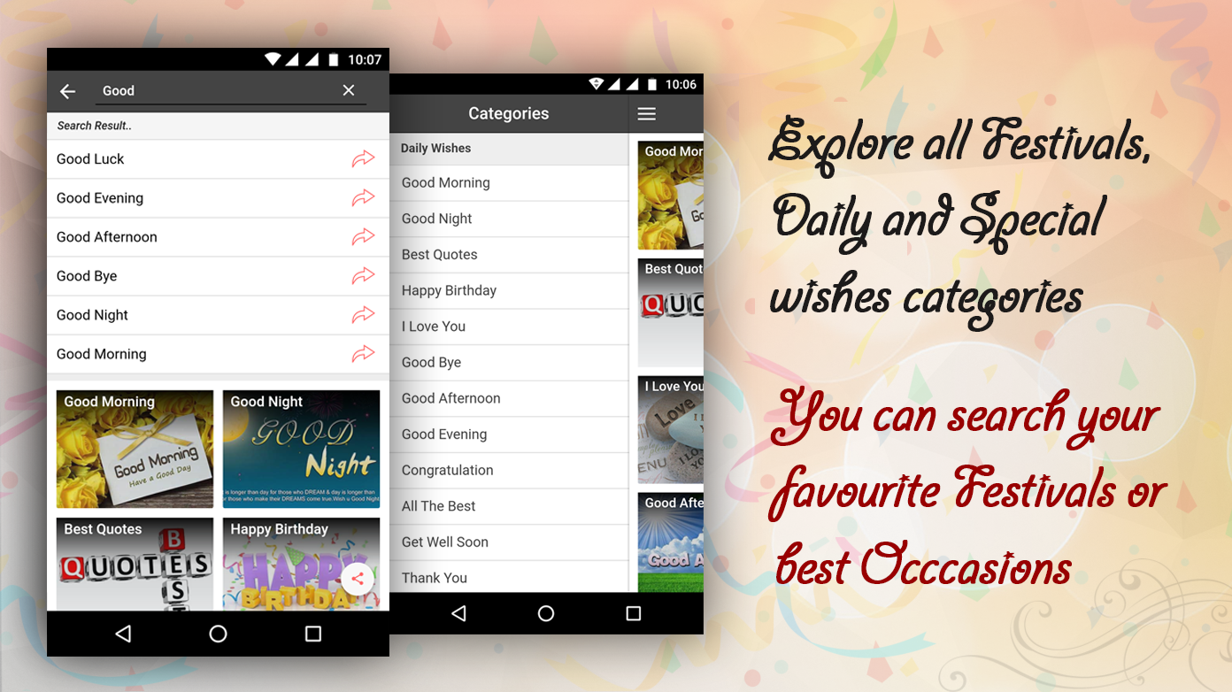 Wishing You All Wishes Greetings Gif Images 006 Apk Download