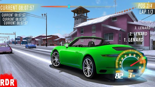 Racing Driver Speed 1.2 screenshot 4