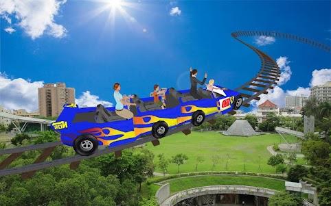 City Roller Coaster Sim 3d 1.0.2 screenshot 4