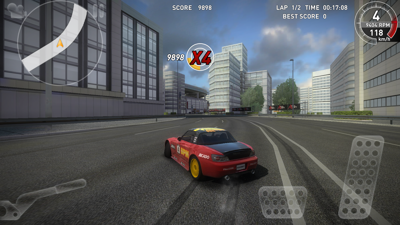 Real Drift Car Racing 5 0 2 APK Download - Android Racing Games