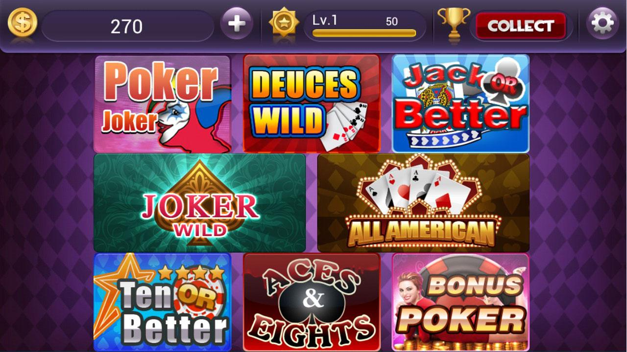3 way action video poker strategy