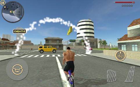 BMX Biker 1.2 screenshot 2