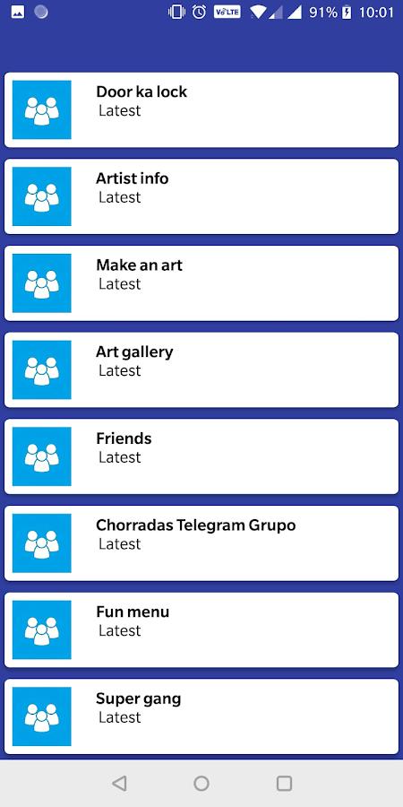 Telegram Group Links - Unlimited Telegram Group 1 0 APK Download