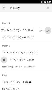 Calculator (no ads) 2018.9.25 screenshot 7