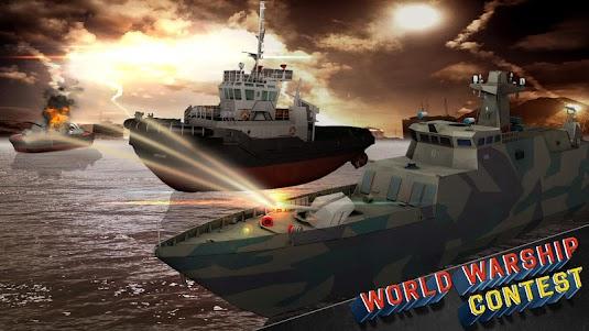 Global Warship Battle 1.0 screenshot 1