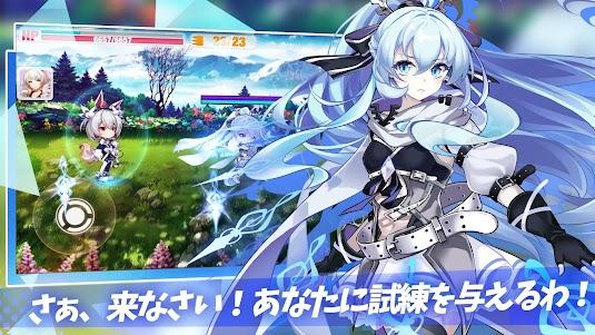 崩壊学園【本格横スクロールアクションゲーム】 5.2.52 screenshot 3
