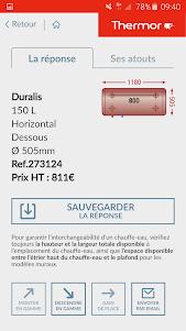 Chauffe Eau 3.0.1 screenshot 3