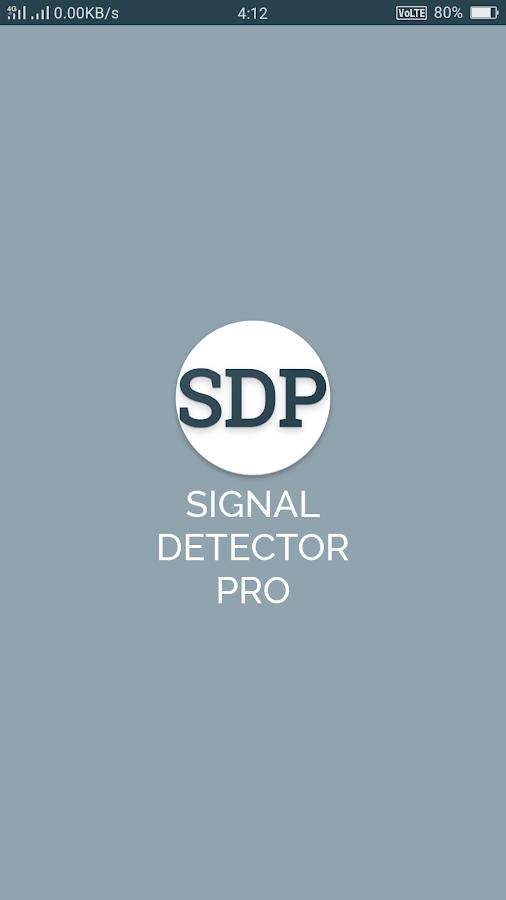 com signaldetector pro 2 5 APK Download - Android cats  Apps