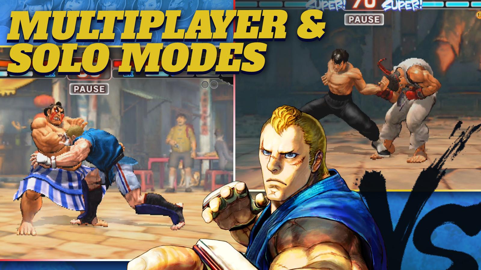 Street Fighter IV Champion Edition 1 01 01 APK Download