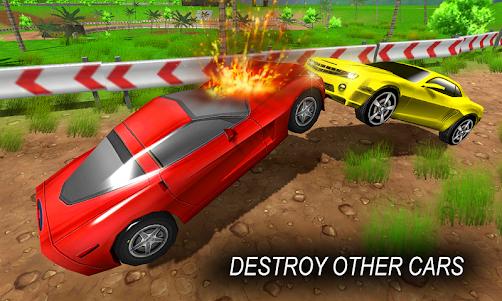 Destruction Car Derby Race 1.1 screenshot 2