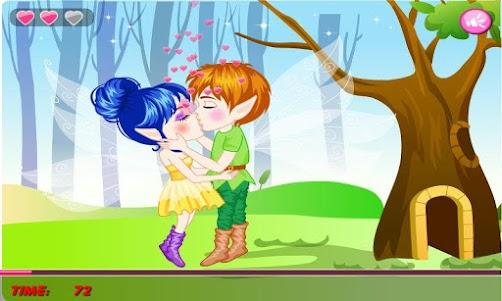 Romantic Spring Kissing 1.0.0 screenshot 7