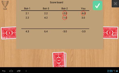 Callbreak Multiplayer  screenshot 6