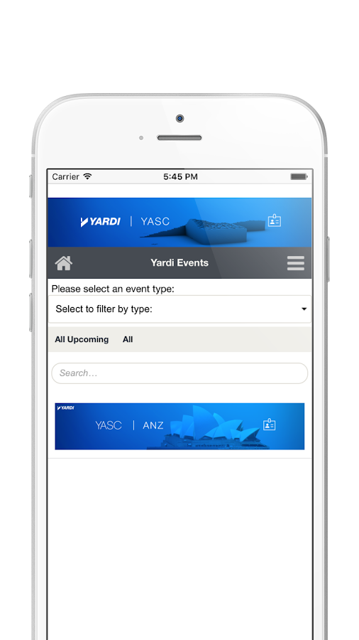 Yardi Events 1 12 2 APK Download - Android Productivity Apps